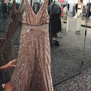 COPY - Adrianna Papell dress / gown / prom dress